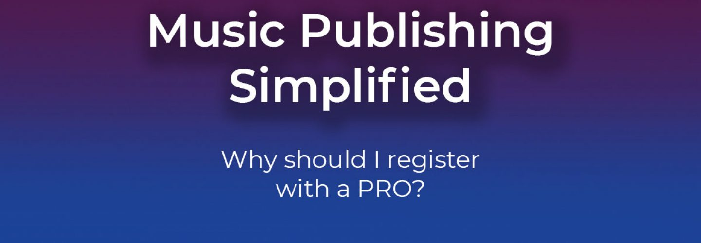 Why Should I Register With A PRO?