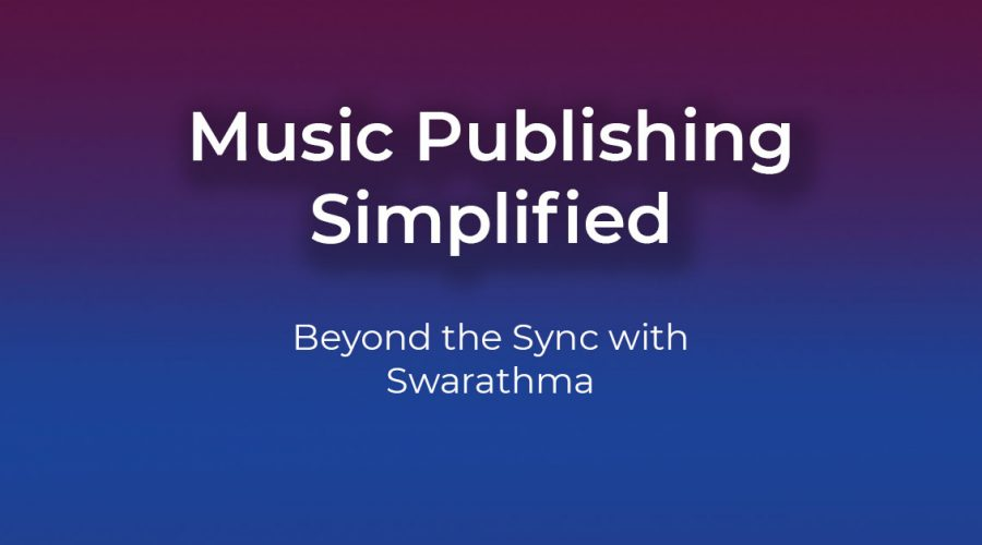 Beyond the Sync with Swarathma