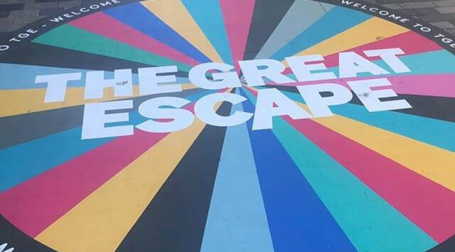 A First Timers Perspective of The Great Escape